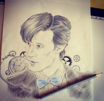 my Timelord.. by Joonie-chan