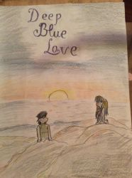Deep Blue Love by AyameTheDimensionGod