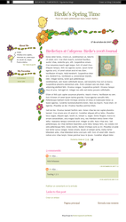 BS Spring Time Blogger Theme by arwenita