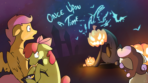 Halloween by Stickaroo