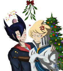 Merry Christmas! XD by Sapphiresenthiss