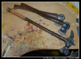 LRP Knight's Hammer by North-Steading