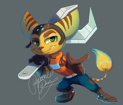 Ratchet by pepooni