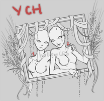 [closed] ych auction by hollowCho