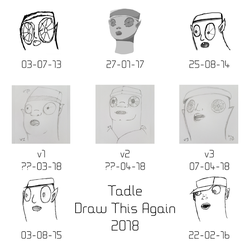 Tadle 2013 - 2018 by jgogg1