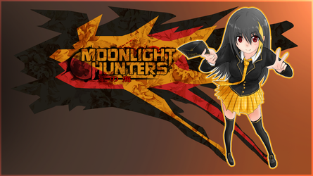 Moonlight Hunters - Akkyo LARGE by MistraL-Northwind
