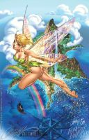 TinkerBell 2011 preview by J-Scott-Campbell
