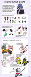 Sychobunn trait guide by AS-Adoptables