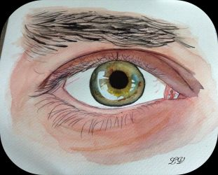eye by lolobild