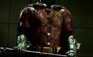Robin suit (Batman v Superman) by Alexbadass