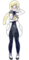 Lillie in Imperia by ShinRn