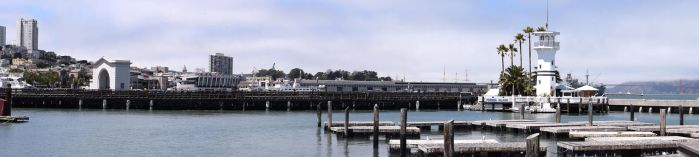 PIER 39 K Dock by michaelmke
