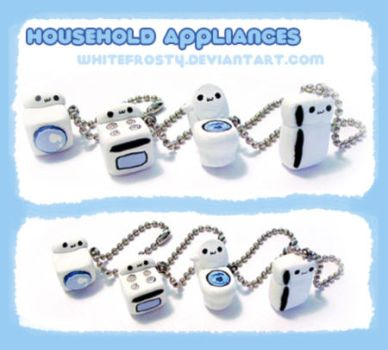 Household Appliances by whitefrosty