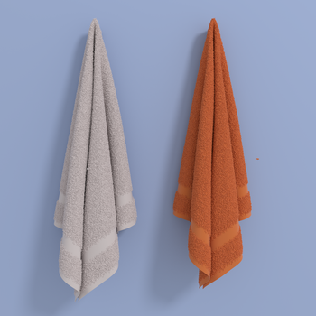 Two Towels by DJRainstorm