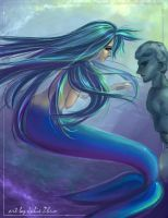 The Little Mermaid by joulee