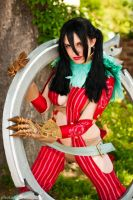 Soul Calibur IV - Angel of Death by EveilleCosplay