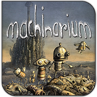machinarium aicon by HarryBana