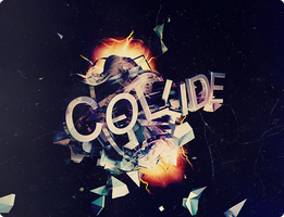 3D Text Collide by AndreTM