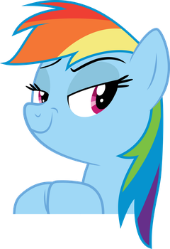 Rainbow Dash - All According to Plan by GeoNine