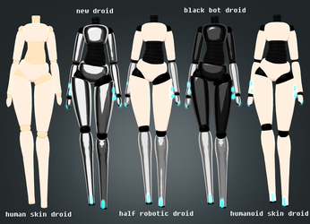 Arly Droid base Download by Arleedraw