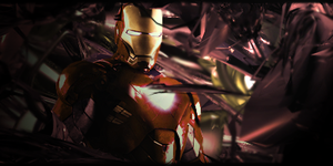 Iron Man Tag by M-C4D