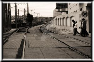 Railroad by VannaCreations09