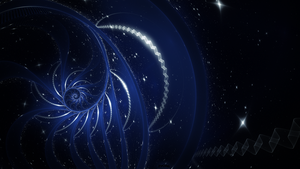 One Cold Starry Night by zy0rg