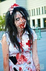 Zombie Walk Photo 2012 by vampiresugarrush
