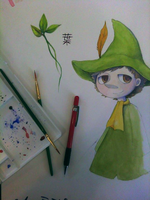 Snufkin Lives by Boywithmeese