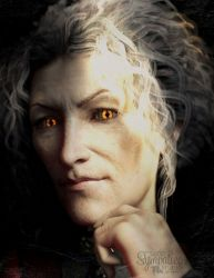 Crone by Saidge42