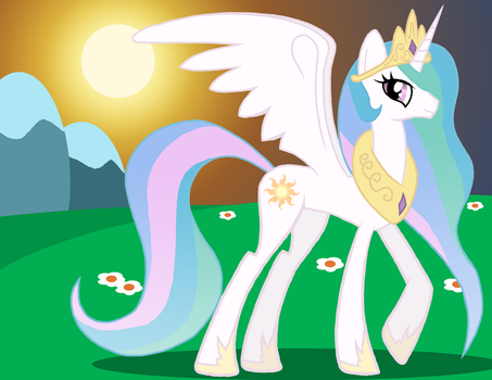 Princess of the Sun by Xain-Russell