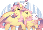 Seeing Double by Evehly
