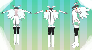 MMD Outfit 6 by MMD3DCGParts