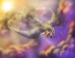 King of the Skies by xxMeleexx