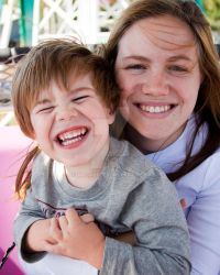 Jackie and Holden - Fair 2010 by vagari