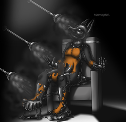 Rubber Drone Process Part 1 by Redflare500