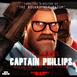 Captain Phillips by BTTFSAGA790