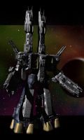 The Macross by wolfmage75