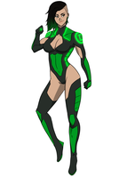 Jessica Cruz by SoDrawnOut