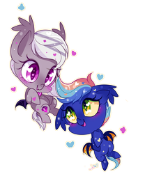 Echo Melody and Amethyst Sky by Ipun by idie970