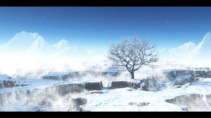 The Lonesome Tree II by hoangphamvfx