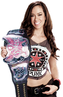 Aj Lee Render 7 by BLACKrangers123