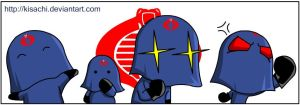 Cobra Commander onion by Kisachi