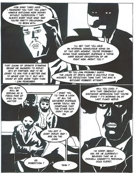 Danger and Dissonance Page 2 by Air-Raid-Robertson