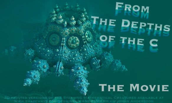 From the depths of the C by MANDELWERK