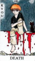 Tarot 13- Death -FB by Twisted-chan