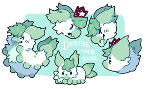 Dusty the King Surprise Batch by Lusomnia