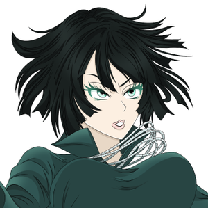 Fubuki Head Colour by AlphaDeltaZeta