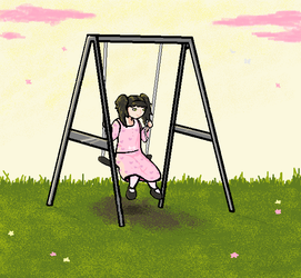 Swing-set Summer by SECRET-NINJA-SUPER-M