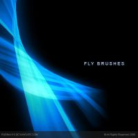 Fly Brushes by rubina119